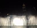 Танцующие фонтаны в Дубае. 14 сентября 2018 года, примерно в 20:00