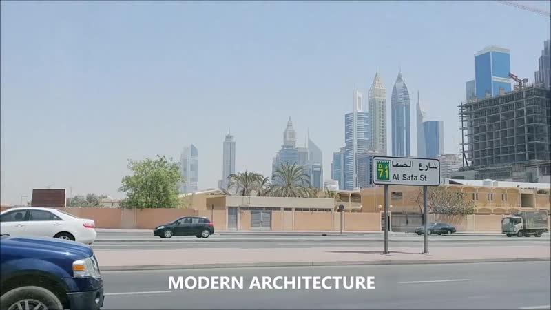 DUBAI CITY TOUR BEST VISIT PLACES