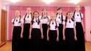 4 розы О. Романова, вокальный ансамбль Капель ДШИ п. Монетного