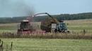 Заготовка сенажа 2012 , ПАЛЕССЕ 600 и МТЗ 82