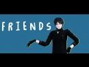[MMd - OC] - Friends (Eren)