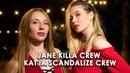 Jane Killa crew Kat'ia Scandalize crew Dancehall Choreo