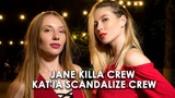 Jane Killa crew &amp Kat'ia Scandalize crew Dancehall Choreo