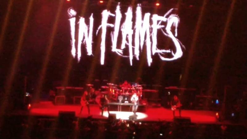 In Flames - Colony (Ciudad de México 2018)