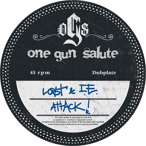 Lost альбом Attack / Levitate