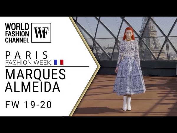 Marques Almeida FW 19-20 PFW