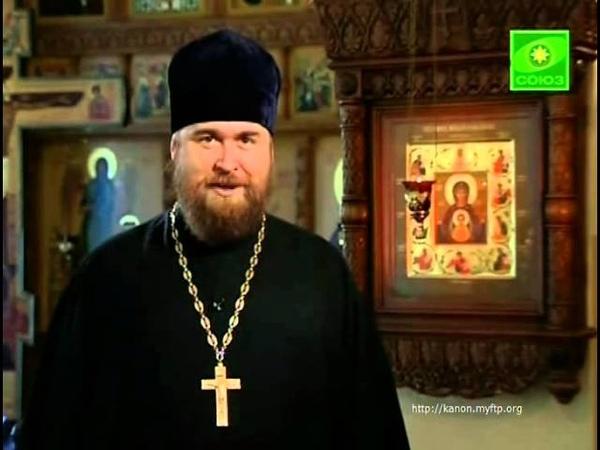 018 Детская православная передача Купелька 13 08 2010