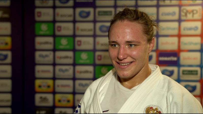 Александра Бабинцева: «Это мой первый чемпионат мира и сразу бронзовая медаль!»
