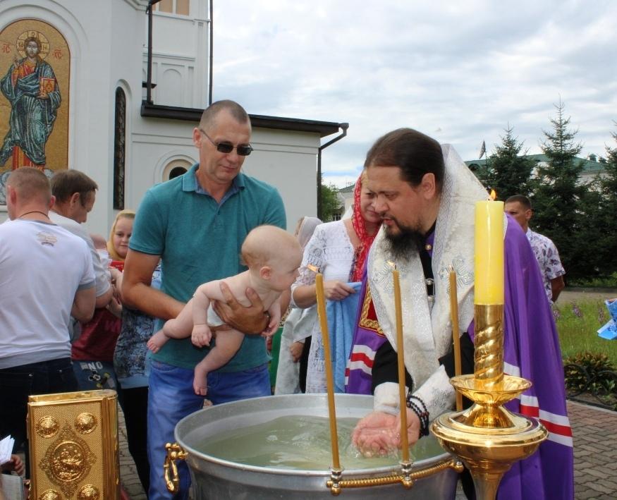 Крещение в ЕАО