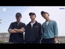 [RUS] CNBLUE In Love with Switzerland. Ep.13 Behind