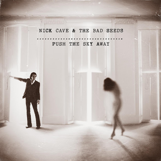 Nick Cave альбом Push the Sky Away (Deluxe Edition)