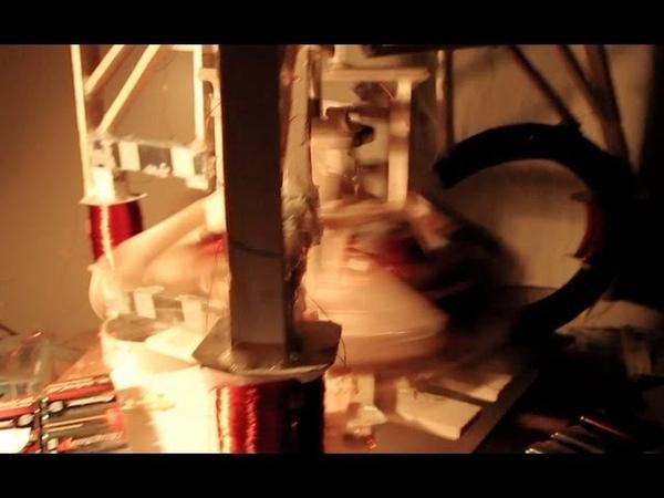 Antigravity Demonstrated - (Otis T. Carrs Flying Saucer part 8)