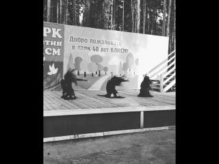 Наташа Артёмова, Настя Сазанова, Ангелина Гришина
