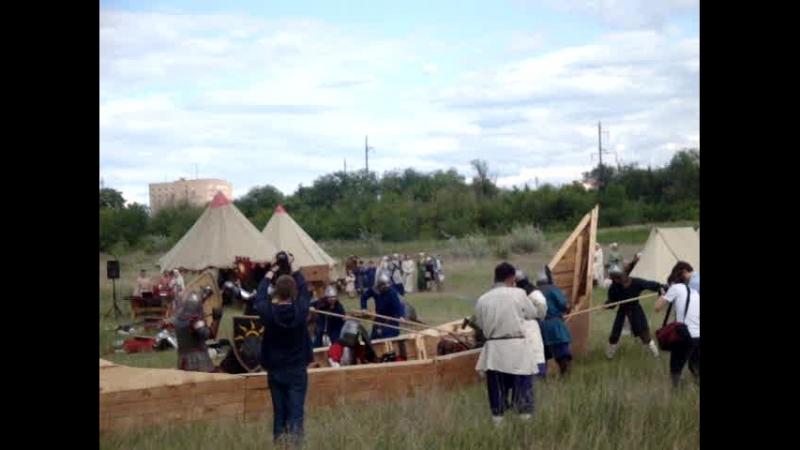 Военно-исторический фестиваль Ратная слава 2018 11 июня в Оренбурге