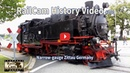 RailCam History Video 100 Narrow gauge Zittau Germany