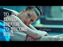 To be loved enough to become real - Claire - Flesh and Bone