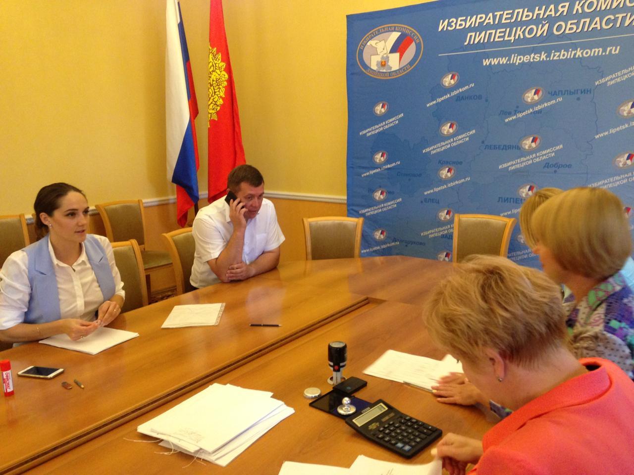 Кандидат от КПРФ преодолел муниципальный фильтр