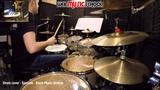 Santana - Black Magic Woman - DRUM COVER