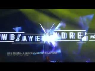 Andrew Bayer - Bullet Catch @ Madison Square Garden, New York, USA