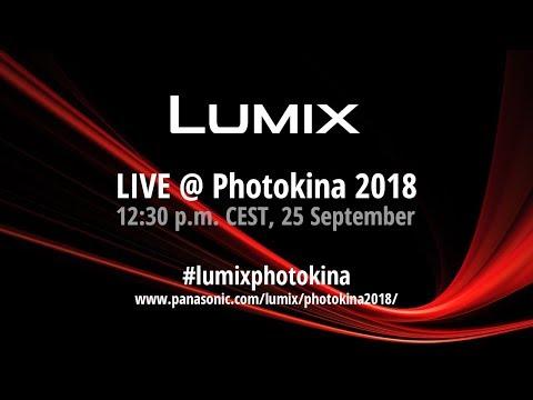 LUMIX LIVE @ Photokina 2018