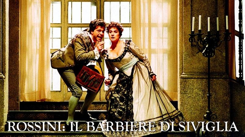 Gioachino Rossini: Il Barbiere di Siviglia (with Cecilia Bartoli Gino Quilico)