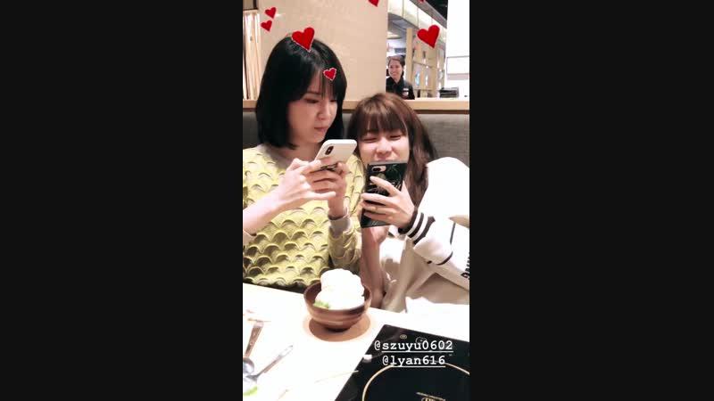 [INSTAGRAM] 110219 @weijin_huang