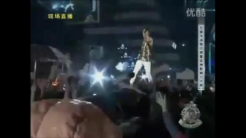 JKS Bigbrother - Gotta Getcha (Global Chinese Music Awards, Chengdu)