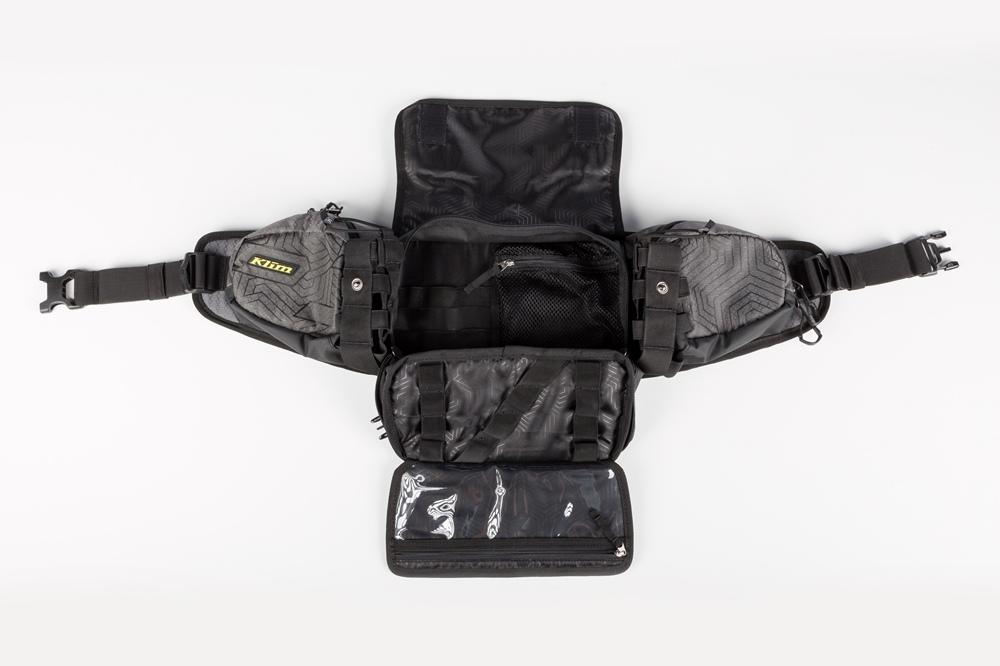 Новые рюкзаки KLIM 2018: Nac, Scrambler и Quench