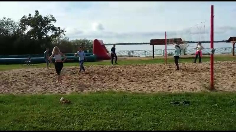 Летний день волейбол 2