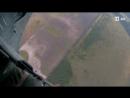 Падение парашютиста во Владимирской области