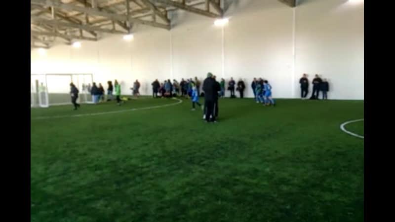 Детская Лига чемпионов Челси (Полазна) - Атлетико Бильбао (Закамск)