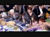 Драка за еду: Кадры с закулисья шоу «Поле чудес» взорвали Сеть