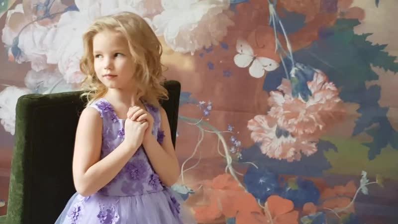 Фотосъемка Девочки и цветы