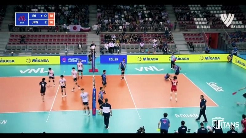 TOP » 30 Speed Spike. Powerful Spikе. Volleyball Nations League 2018.