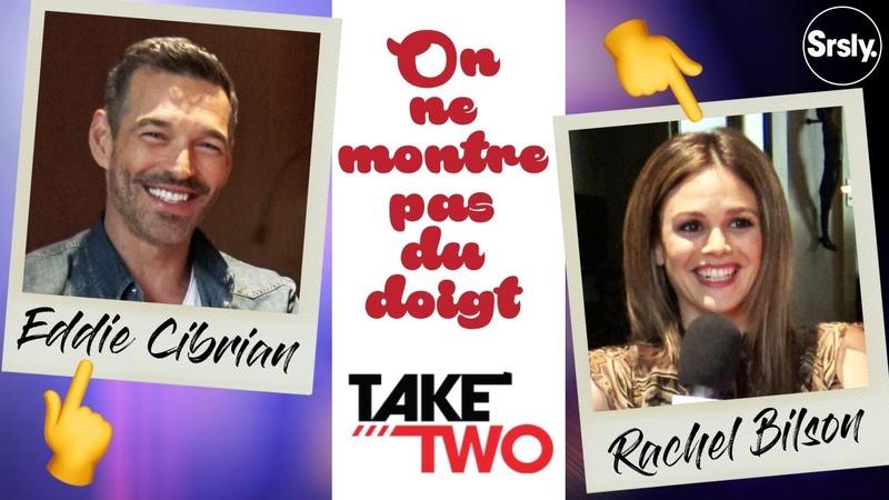 Interview BFF : Rachel Bilson Eddie Cibrian de Take two