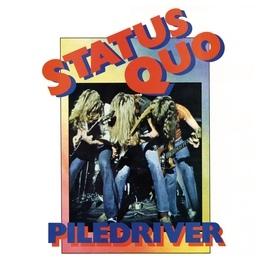 Status Quo альбом Piledriver