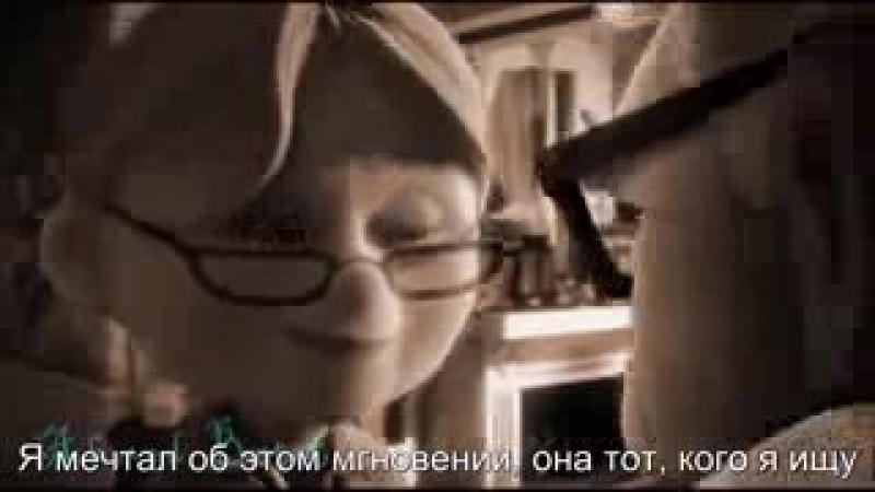 عمرو دياب خليك معايا _ОСТАНЬСЯ СО МНОЙ _مترجمة للروسية ( 180 X 320 ).3gp