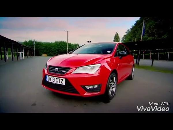 Top Gear Испытание Старых Хэтчбеков ч2
