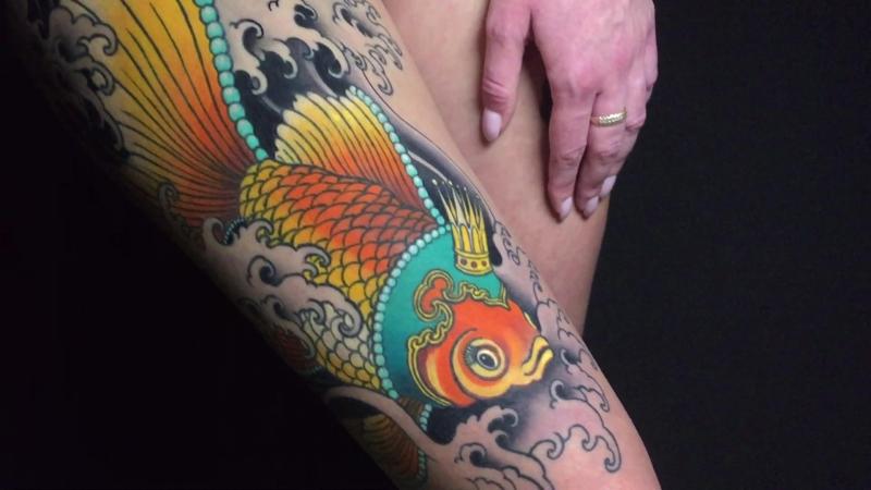 Павлик Гусаров, BLACKOUT Tattoo Collective