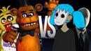 5 НОЧЕЙ С ФРЕДДИ VS КРИПИПАСТА СУПЕР РЭП БИТВА 5 Nights At Freddys ПРОТИВ Creepasta Sally Face