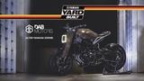 Yamaha Yard Built - XSR900 'The ALTER' by Dab Motors