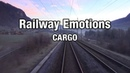 From south to north (Cargo Cab Ride Switzerland   Brig - Basel Part 1)