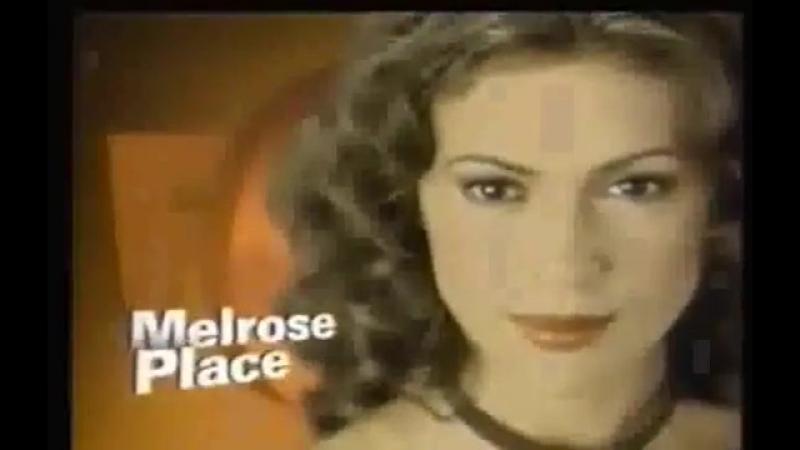 FOX Melrose Place ID 1997 98 featuring Alyssa Milano