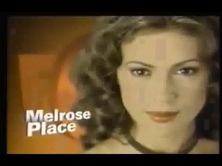 FOX Melrose Place ID 1997-98 (featuring Alyssa Milano)