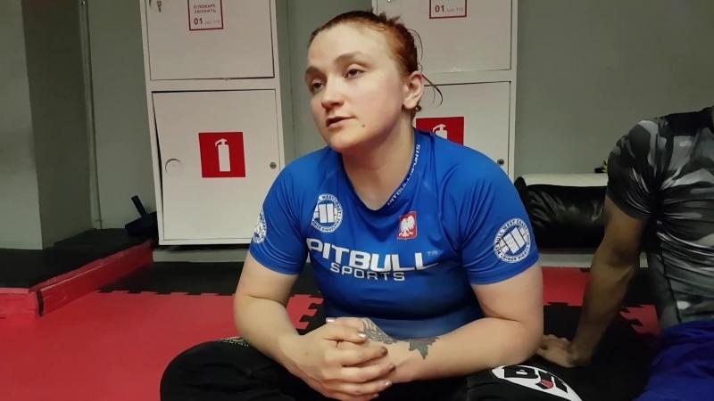 Вероника Коренюгина. Live интервью. CrossFit SKALA