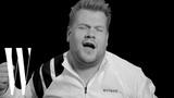 James Corden Sings Barry Manilow &amp Reveals the Secret to a Great Karaoke Performance W magazine