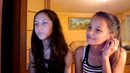 Russian girls singing beautifully