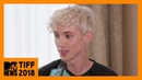 Troye Sivan on 'Boy Erased', His Album 'Bloom' More | TIFF 2018 | MTV News