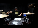 Rev Theory- Hell yeah (Drum Cover)