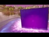 Fortnite - Таинственный куб растворился в озере